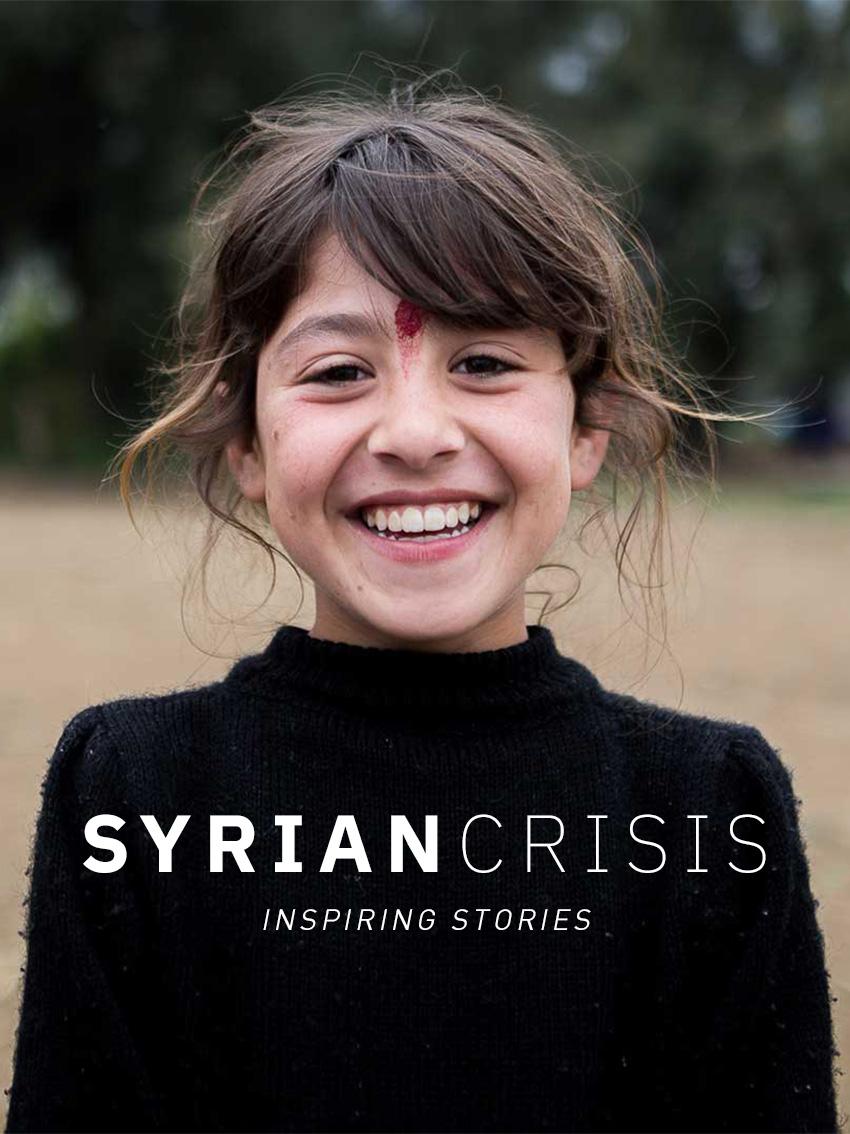 Syrian Crisis: Inspiring stories
